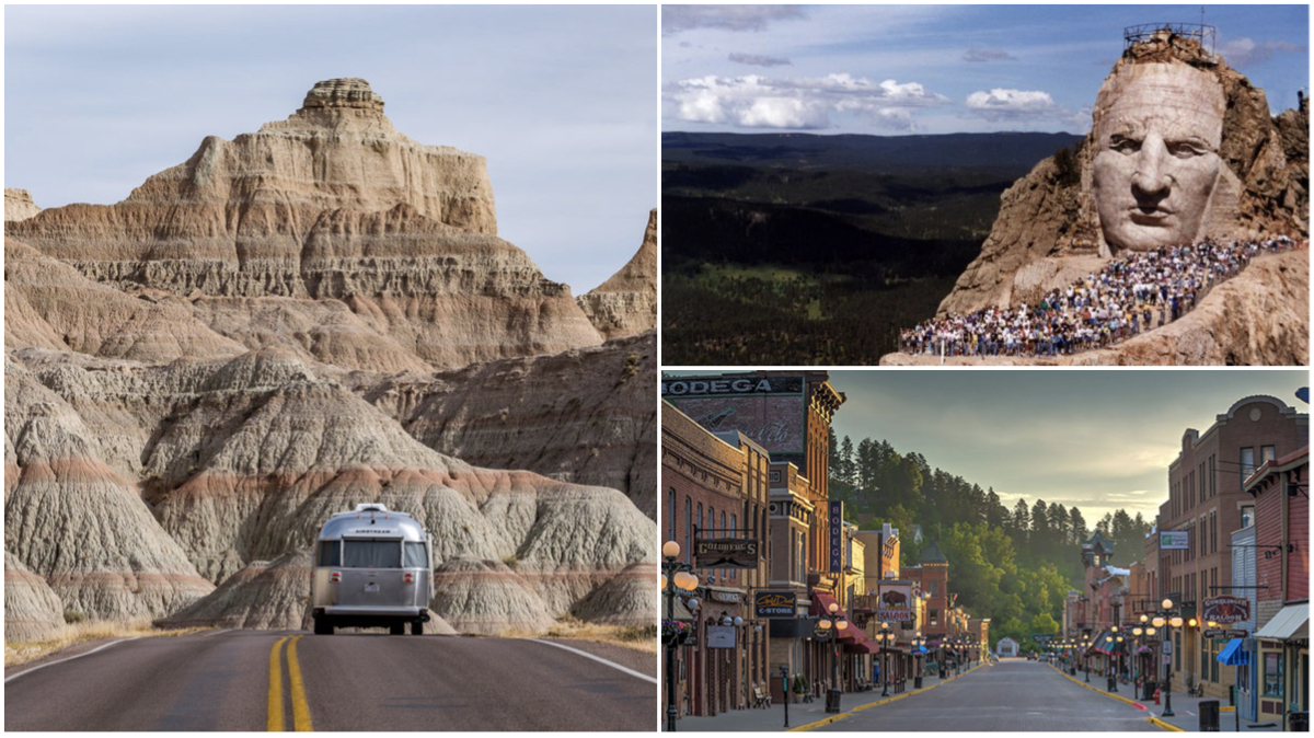 The Great Eight Road Trip: 2 essential national parks, 3 epic monuments, and one super quirky small town