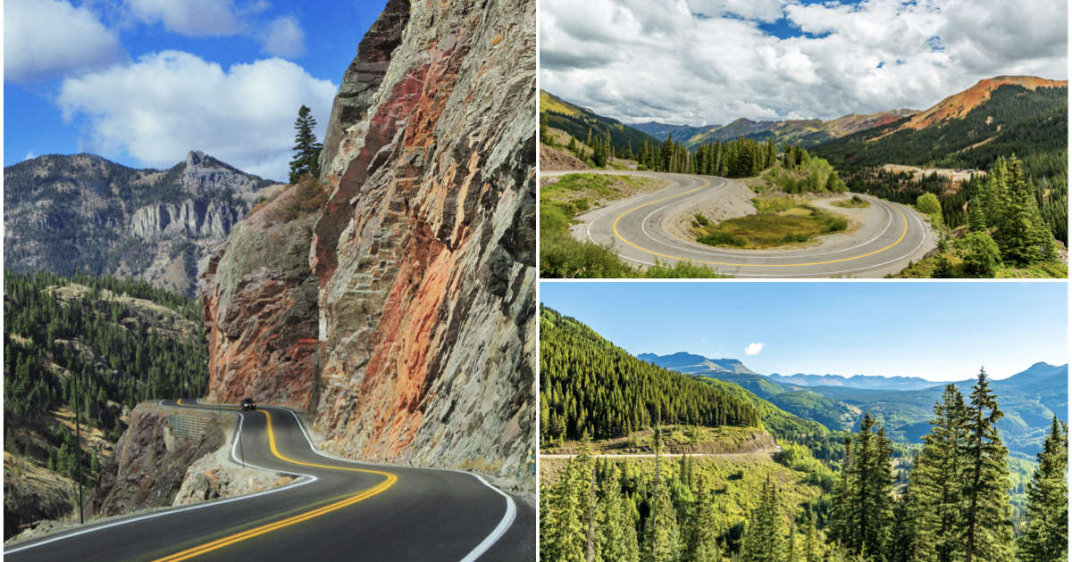 ROAD TRIP: Here's why the Million Dollar Highway is the road adventure of a lifetime