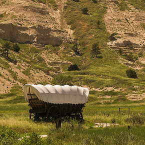 Road trip along the Oregon Trail: A journey through history