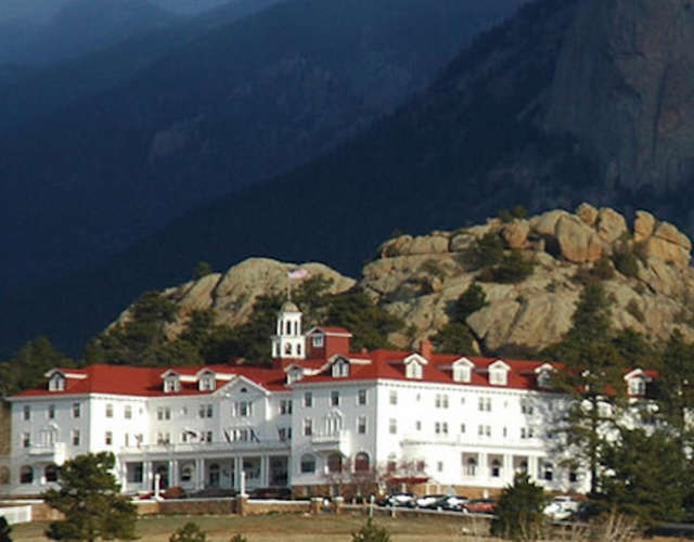 How To Visit The Real Life Overlook Lodge From The Shining Roadtrippers