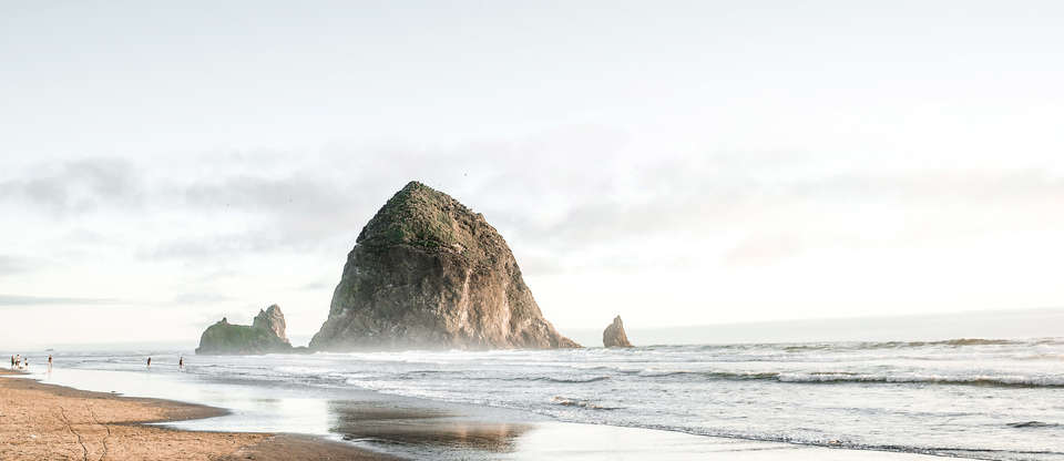 Cannon Beach is Oregon's most idyllic coastal town